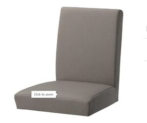 HENRIKSDAL Chair cover (IKEA) brand new, $5