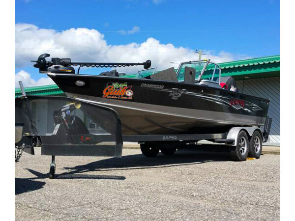 Used 2015 Lund Boat Co Lund 1975 Pro-V IFS