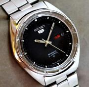 Mens Seiko Day Date Watch