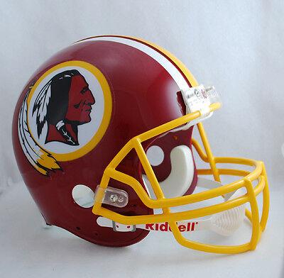 - WASHINGTON REDSKINS 1982  Riddell AUTHENTIC Throwback Football Helmet NFL