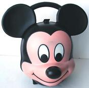 Vintage Mickey Mouse Lunch Box