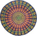 72 Round Tablecloth