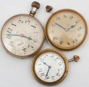 8 Day Pocket Watch