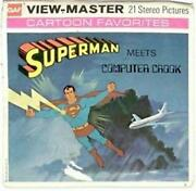 Superman Viewmaster