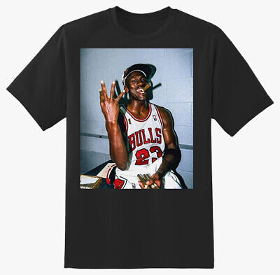 MICHAEL JORDAN Supreme Champion T-SHIRT NEW S M L XL 2X 3X Bulls 72-10