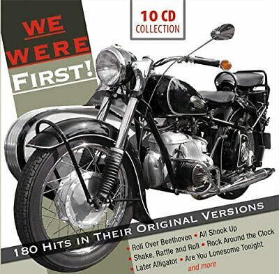The Beatles - We Were First! - 180 Hits in Their Original Versions [CD]