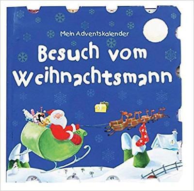 7 x Ich schreibe an den Weihnachtsmann + 5 x Besuch vom Weihnachtsmann neu
