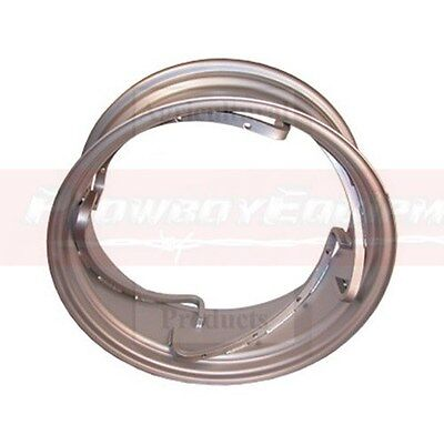 Spin Out Power Adjust Wheel Rim 12 X 28 4 Rail For Allis Chalmers Wd45 Wd