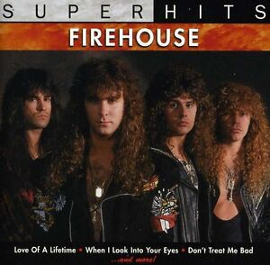 Firehouse - Super Hits [New CD]