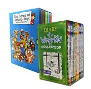 Diary of A Wimpy Kid Book Set New