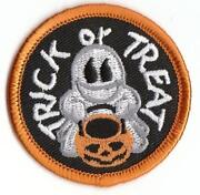 Girl Scout Halloween Patch