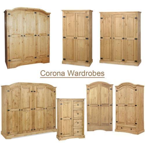 Combination Wardrobe Ebay