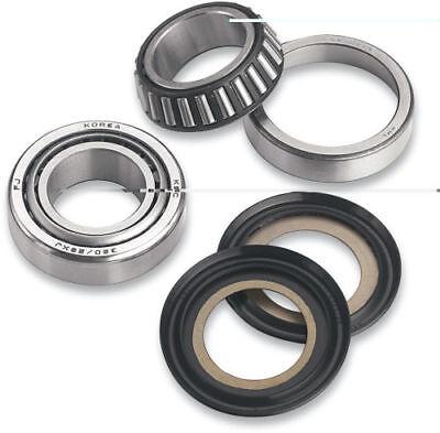 Harley Neck Post Bearing & Race Kit OEM #48300-60 & #48315-60 ()