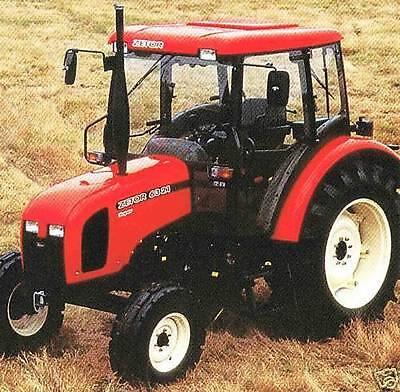 Zetor Tractor Shop Service Manual 3320, 3340, 4320, 4340, 5320, 5340 5340 Horal na sprzedaż  Wysyłka do Poland