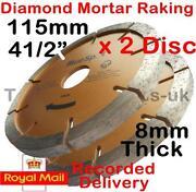 Mortar Rake 115mm