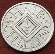 Silver 2 Schilling