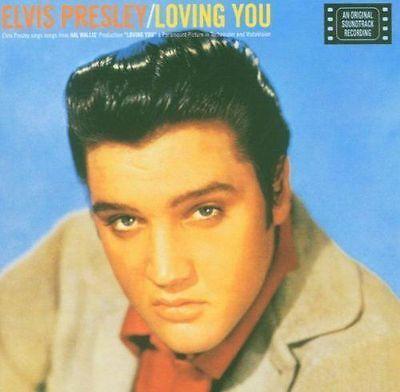 *NEW* CD Soundtrack - Elvis Presley : Loving you (Mini LP Cover Case)
