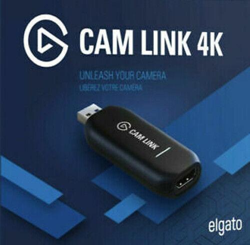 Elgato 10GAM9901 Video Capture Device Brand New