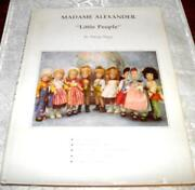 Madame Alexander Doll Book