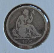 1838 O Dime