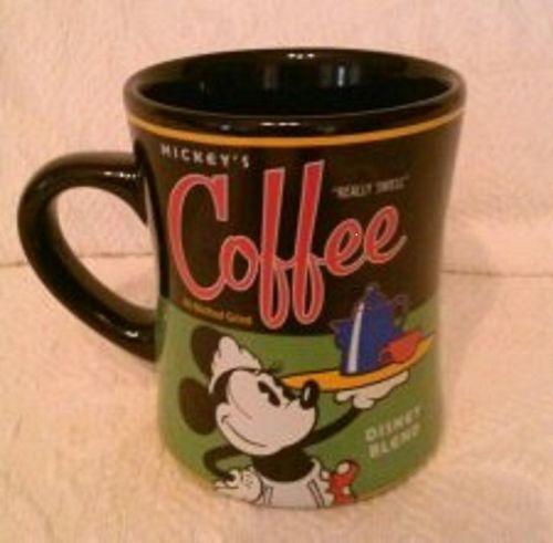 Walt Disney World Coffee Mug Ebay