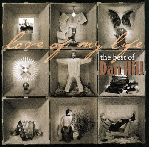 Dan Hill - Love of My Life: Best of [New CD] Canada - Import