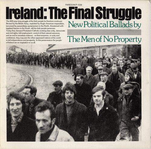 Men Of No Property - Ireland: The Final Struggle [new Cd]
