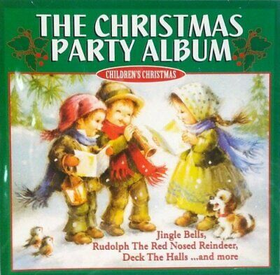 The Christmas Party Album (CD) ()