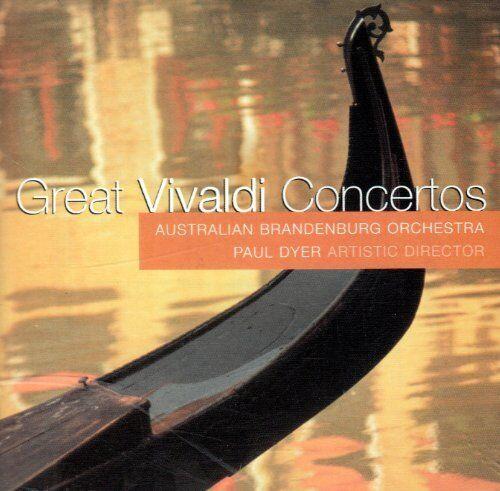 Vivaldi - Vivaldi Concertos [CD]