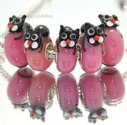 Murano Glass Animal Beads