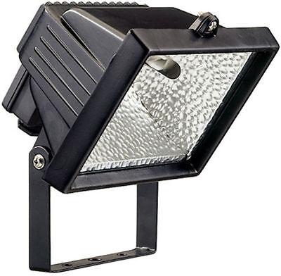 FARO FARETTO PROIETTORE DA ESTERNO ALOGENO 500W CON LAMPADA DA GIARDINO (12046)
