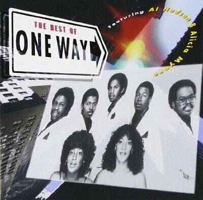 One Way - The Best of One Way: Featuring Al Hudson and Alicia Myers CD (The Best Of One Way Featuring Al Hudson Alicia Myers)