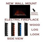 Electric Fireplace Heater Logs