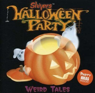 Shivers Halloween Party: Weird Tales (CD, May-2001, Peter Pan (ISP)) - Brand New