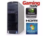 Bargain Gaming PC, 8 cores! GTX560ti, 8gb RAM