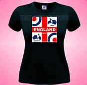 Ladies Lambretta T Shirt