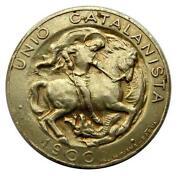 Spain Gold Coin