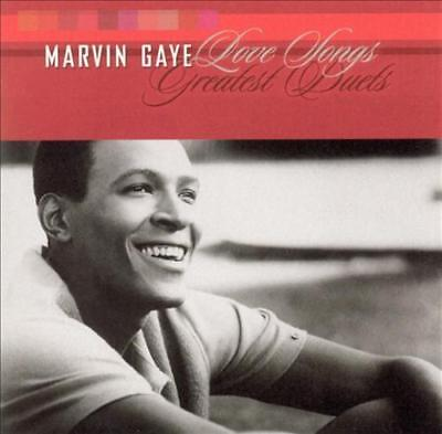 MARVIN GAYE - LOVE SONGS: GREATEST DUETS NEW CD