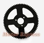 Mini Bike Rear Sprocket