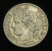 5 Francs 1849