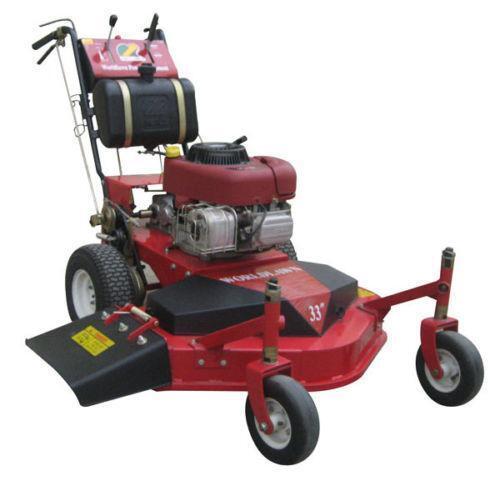 300 Garden Walk: 33 Mower