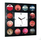 Chicago Bulls NBA Clocks
