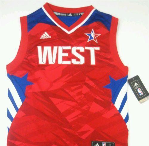 nba west all star jersey