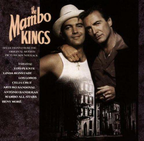 cd ost film/soundtrack - Various - Mambo Kings