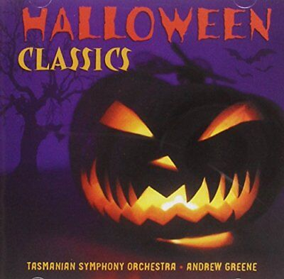 Tasmanian Symphony Orchestra and Andrew Greene - Halloween Classics [CD]