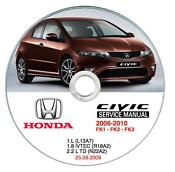 Honda Civic Manual