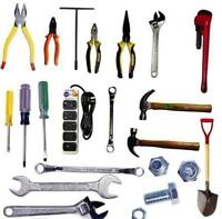 Handyman services at competitive prices