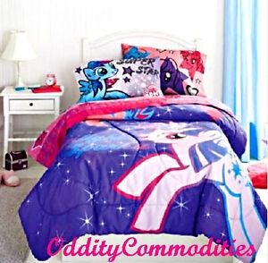 my little pony pinkie pie twilight sparkle twin single. Black Bedroom Furniture Sets. Home Design Ideas