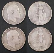 King Edward VII Coins