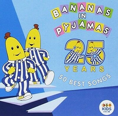 Bananas in Pyjamas - Bananas In Pyjamas: 50 Best Songs [New CD] Australia - Impo